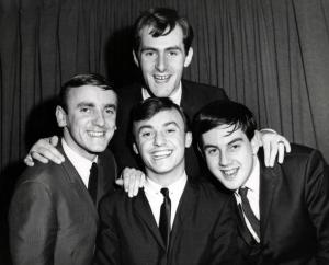 Gerry and the Pacemakers in 1964. (from Wikipedia)