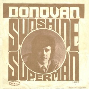 """Sunshine Superman"" U.S. record sleeve"